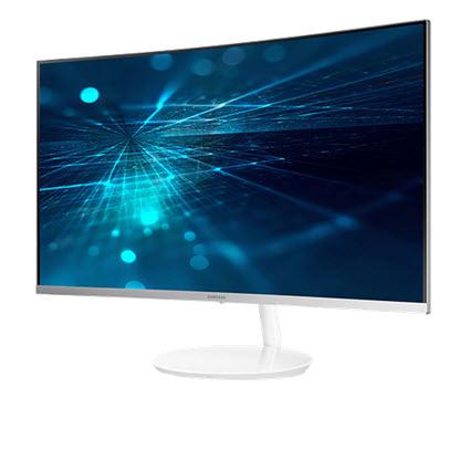 """מסך מחשב קעור 26.9"""" LED"""