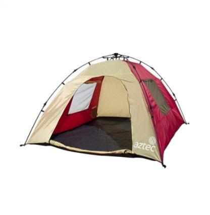 אוהל ל-4 אנשים Aztec
