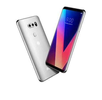 סמארטפון LG V30Plus 128GB + מתנה