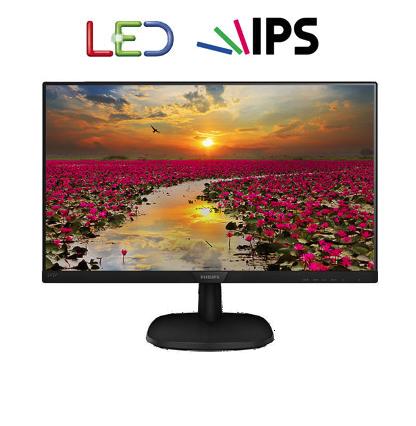 מסך 24 דק IPS רמקולים +HDM I
