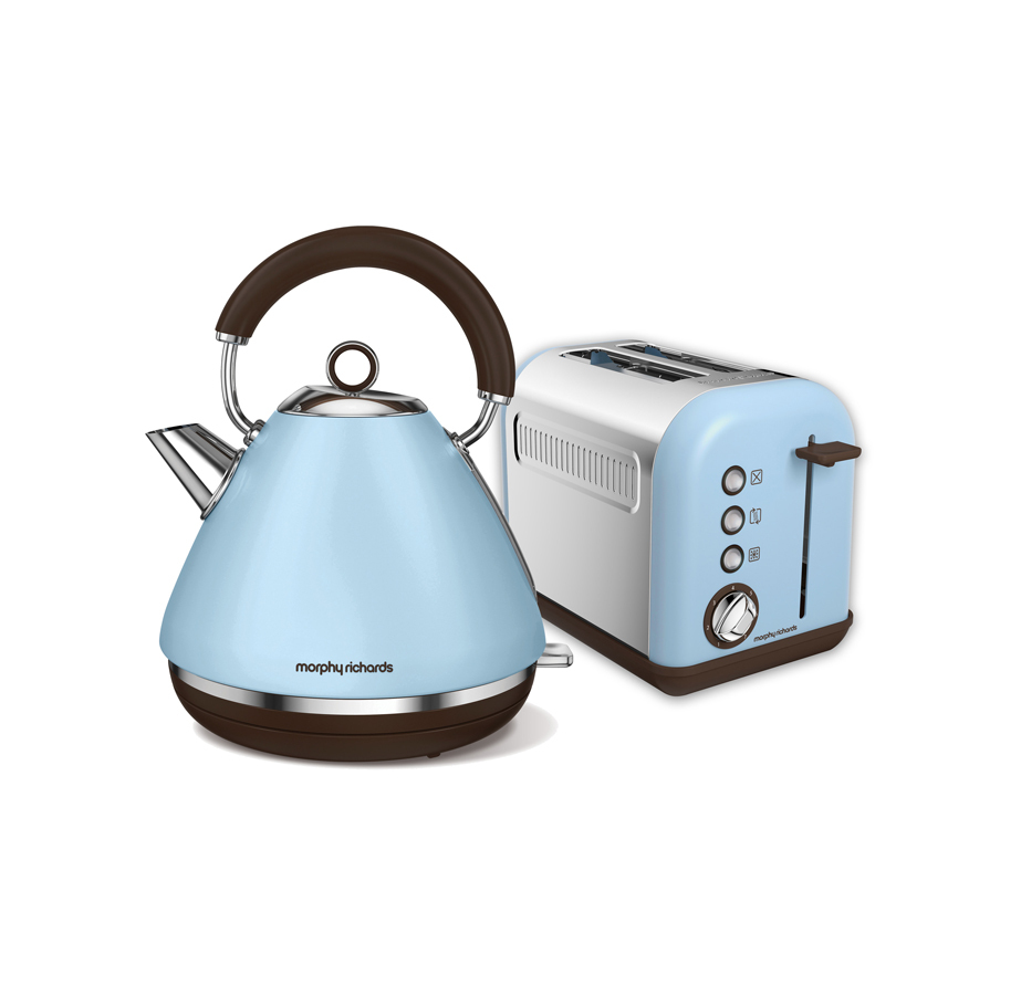 סט קומקום ומצנם morphy richards