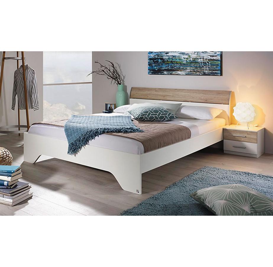 מיטה זוגית דקורטיבית מודרנית