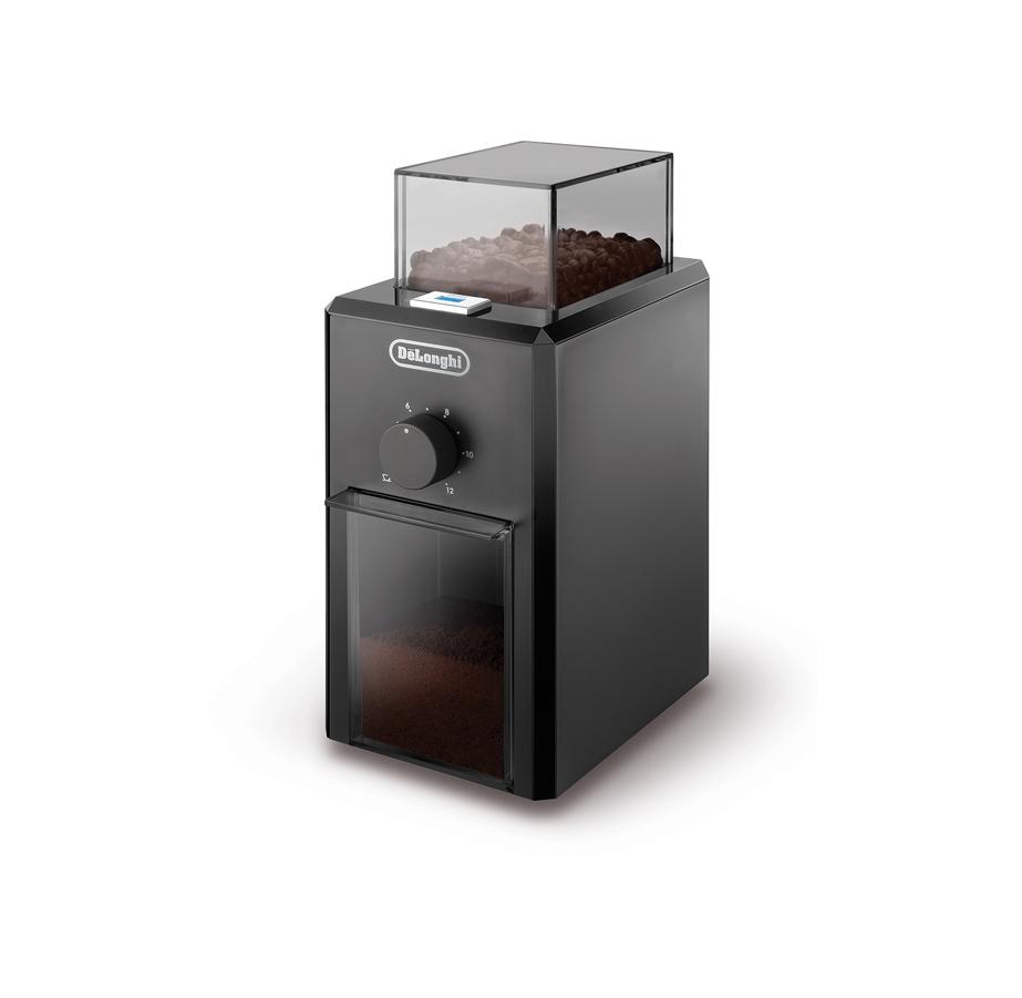 מטחנת קפה מקצועית עם בורר עובי טחינה DeLonghi דלונגי דגם KG79