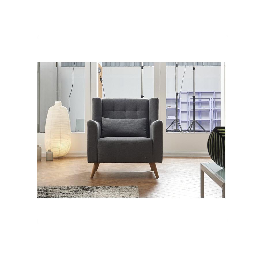 כורסא מעוצבת HOME DECOR