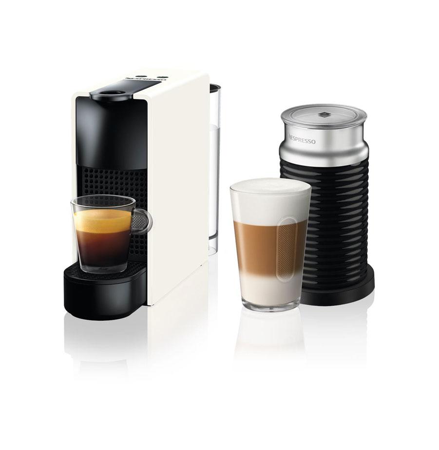 מכונת קפה נספרסו אסנזה מיני כולל מקציף חלב NESPRESSO Essenza Mini