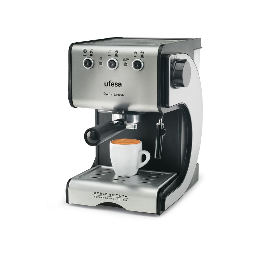 מכונת אספרסו 1050 וואט UFESA