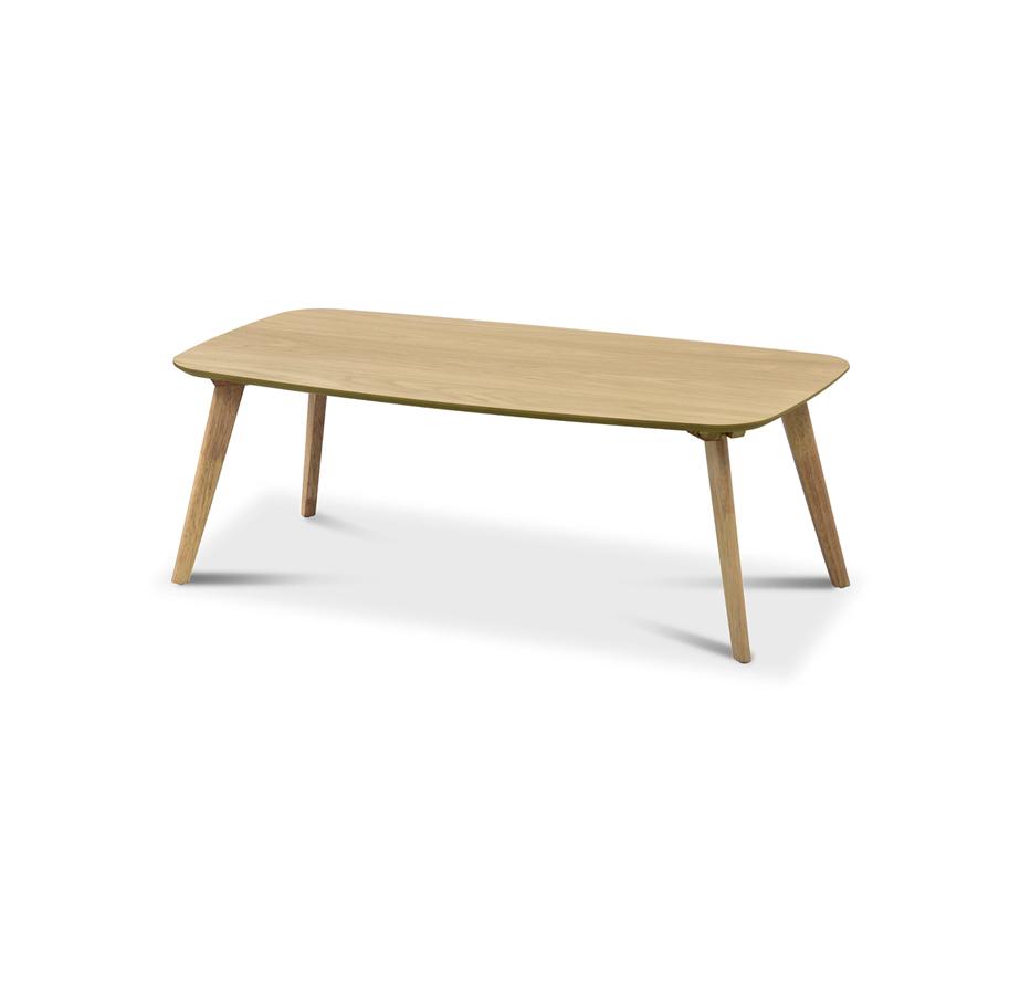 שולחן סלוני דקורטיבי חלק ונקי