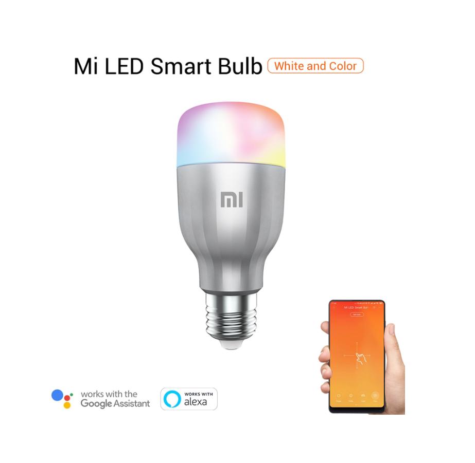 נורה LED חכמה צבעונית