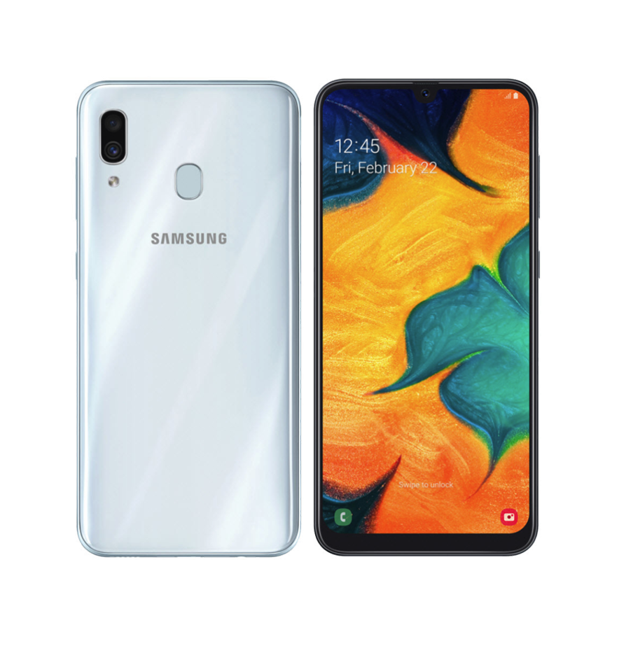 סמארטפון Samsung Galaxy A30 64GB