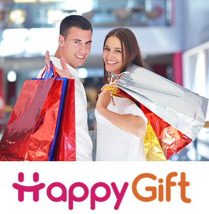 Happy Gift Card בשווי 100 ₪