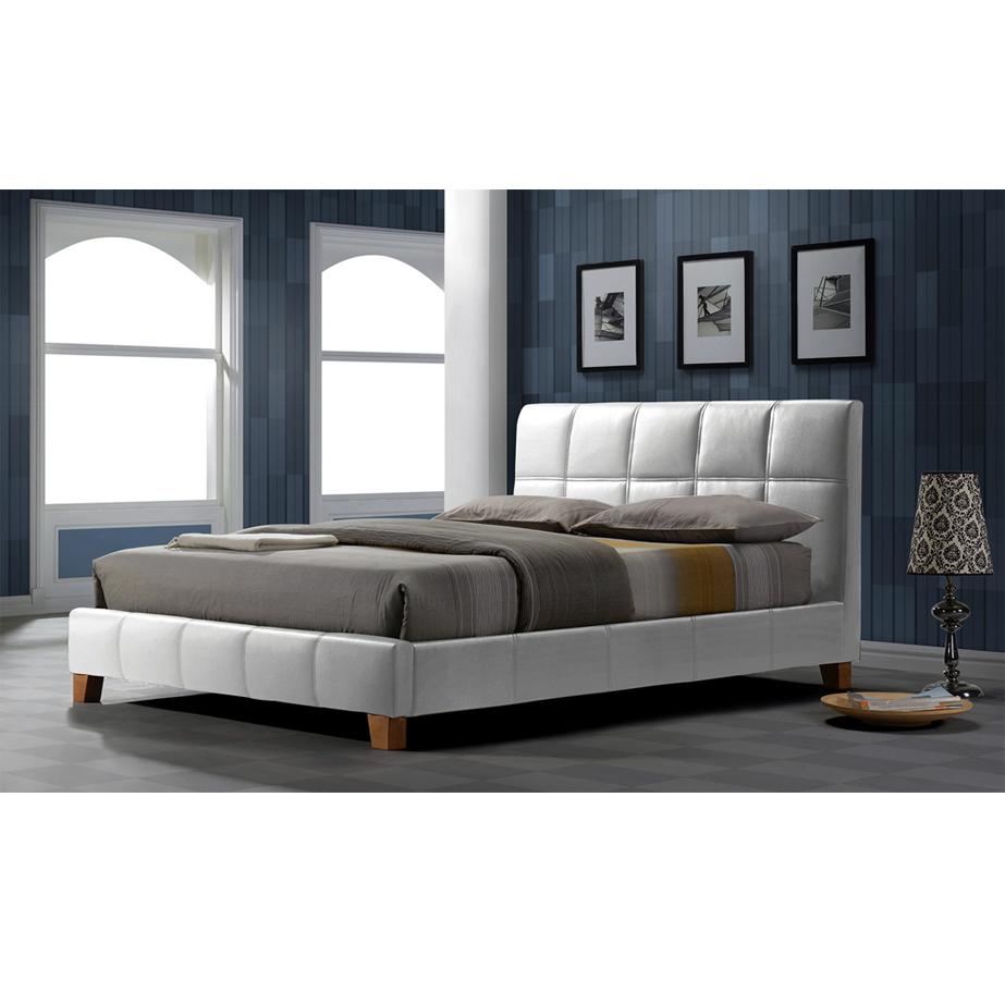 מיטה זוגית יוקרתית ומעוצבת