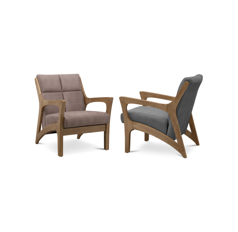 כורסא אופנתית אלגנטית ונוחה