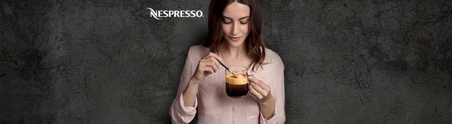 מכונות קפה Nespresso במחירים מיוחדים + 220 <span class='sub_title_currency'>₪</span> לרכישת קפסולות בדגמים נבחרים