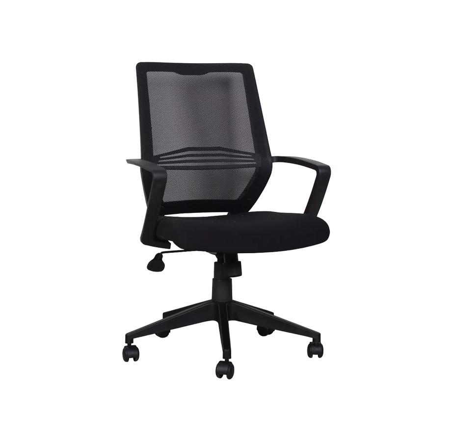 כיסא משרדי עם גב רשת HOME DECOR