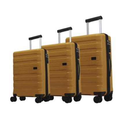 סט מזוודות פרימיום קשיחות