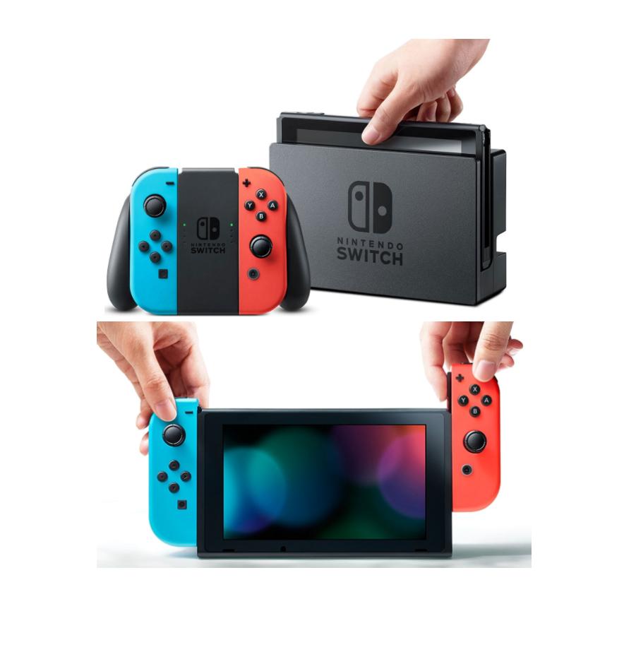 קונסולה Nintendo Switch נינטנדו