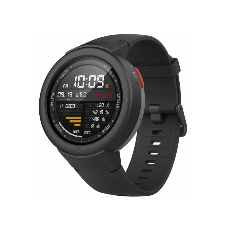 שעון חכם כולל מד צעדים ו-GPS