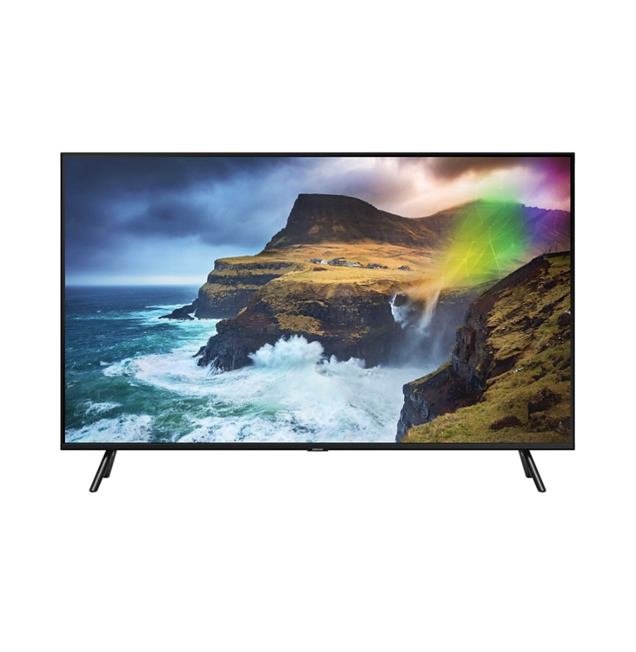 """טלוויזיה """"Smart 4K QLED 75"""