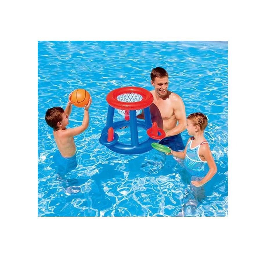 כדורסל מתנפח צף לבריכה  BESTWAY