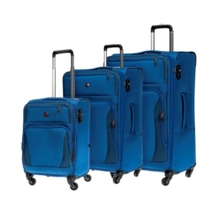 סט 3 מזוודות פרימיום SWISS