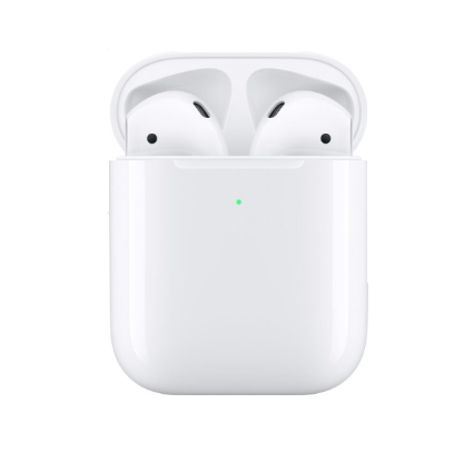 אוזניות אלחוטיות מבית Apple AirPods2