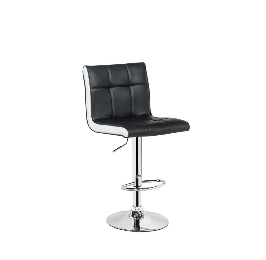 זוג כסאות בר מרופדים Vitorio Divani