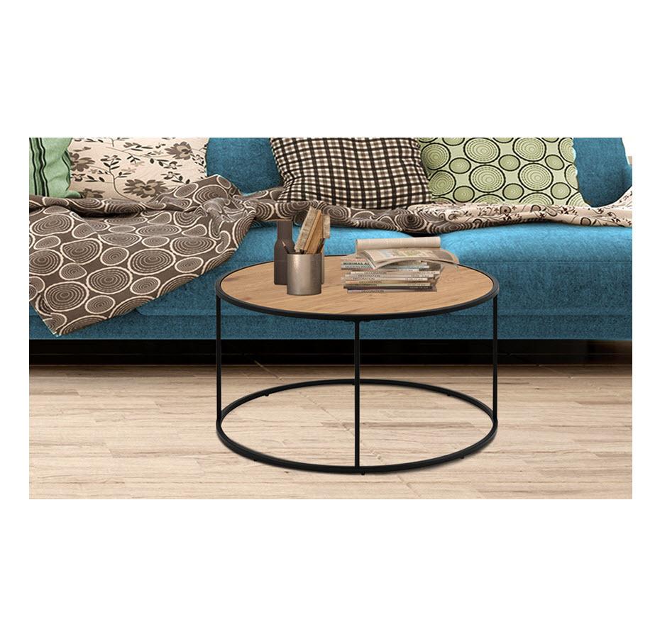 שולחן סלון עגול רהיטי שמרת הזורע