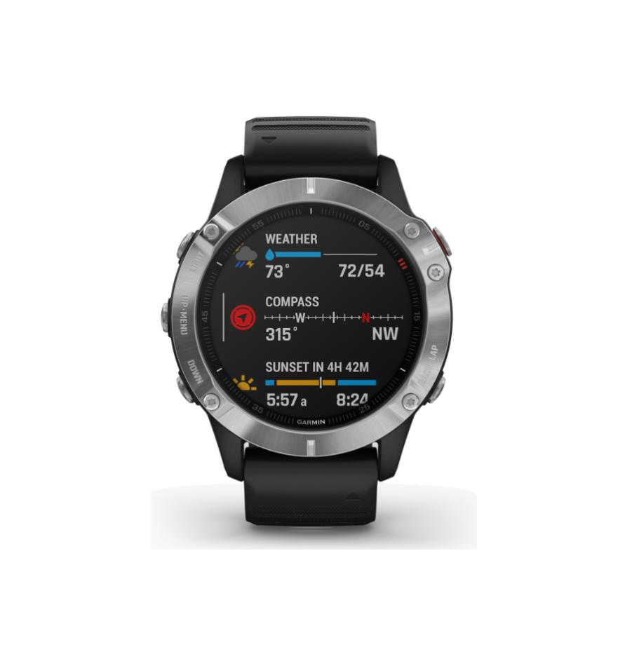 שעון ספורט חכם מסדרת הפרימיום FENIX 6 החדשה!