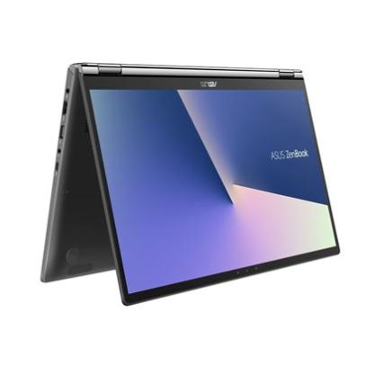 """נייד טאץ' """"ASUS ZenBook Flip i7 15.6"""