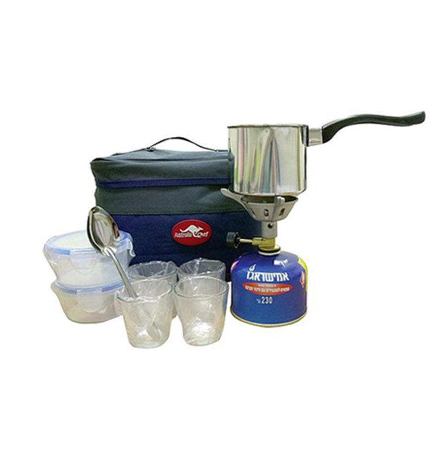 ערכת קפה מהודרת קומפלט Australia Chef אוסטרליה שף