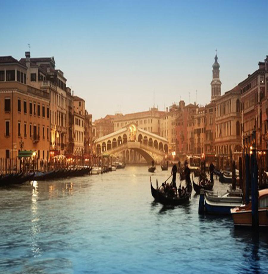 חופשה רומנטית וקסומה בונציה