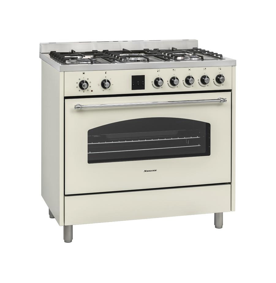 """תנור אפיה משולב 90 ס""""מ NORMANDE"""