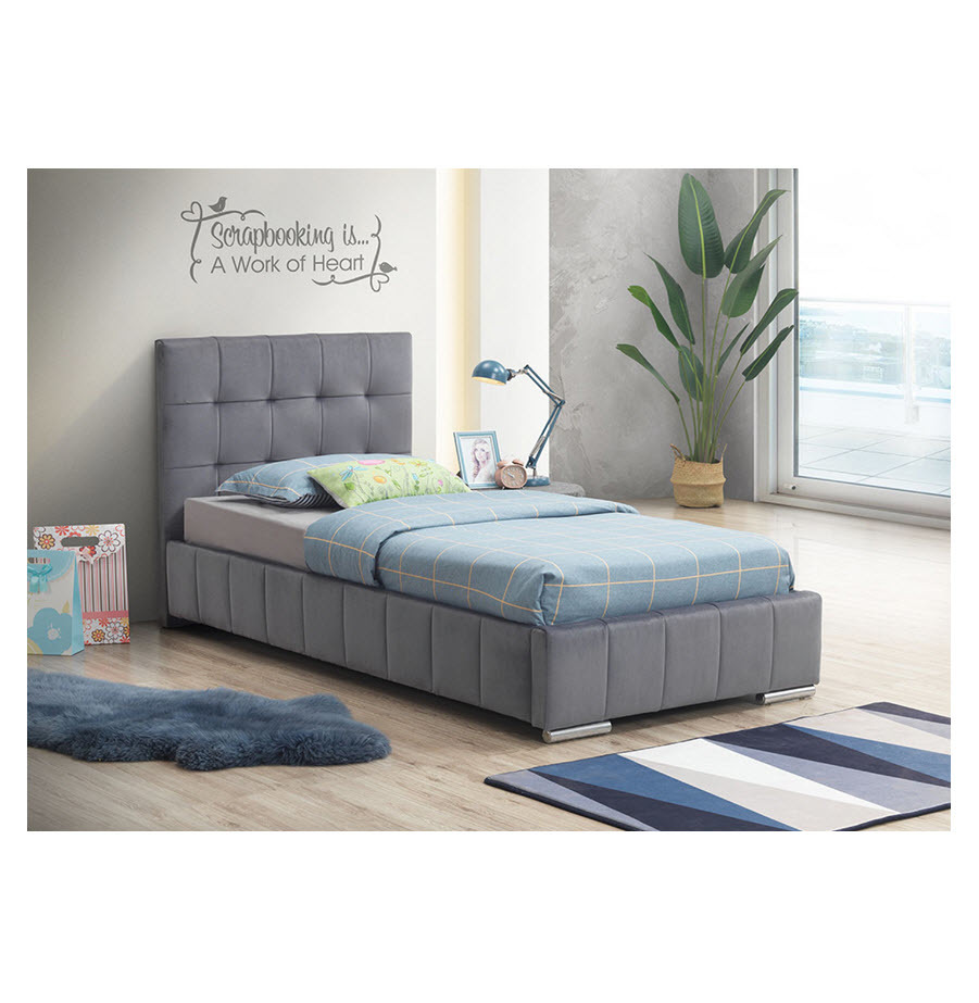 מיטת יחיד 190 HOME DECOR