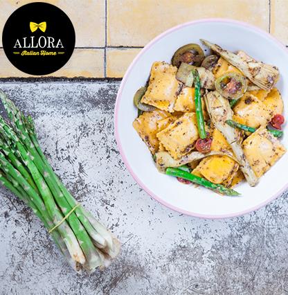 אלורה - מסעדה איטלקית