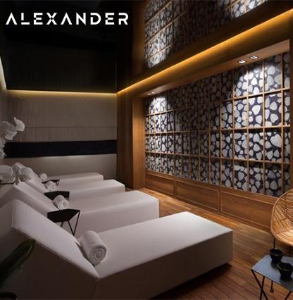 ספא מלון אלכסנדר