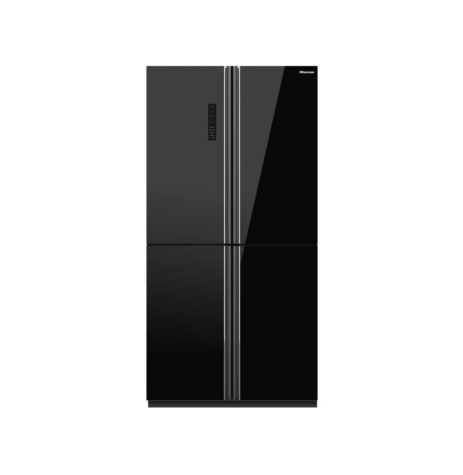 מקרר 4 דלתות 581 ליטר Hisense