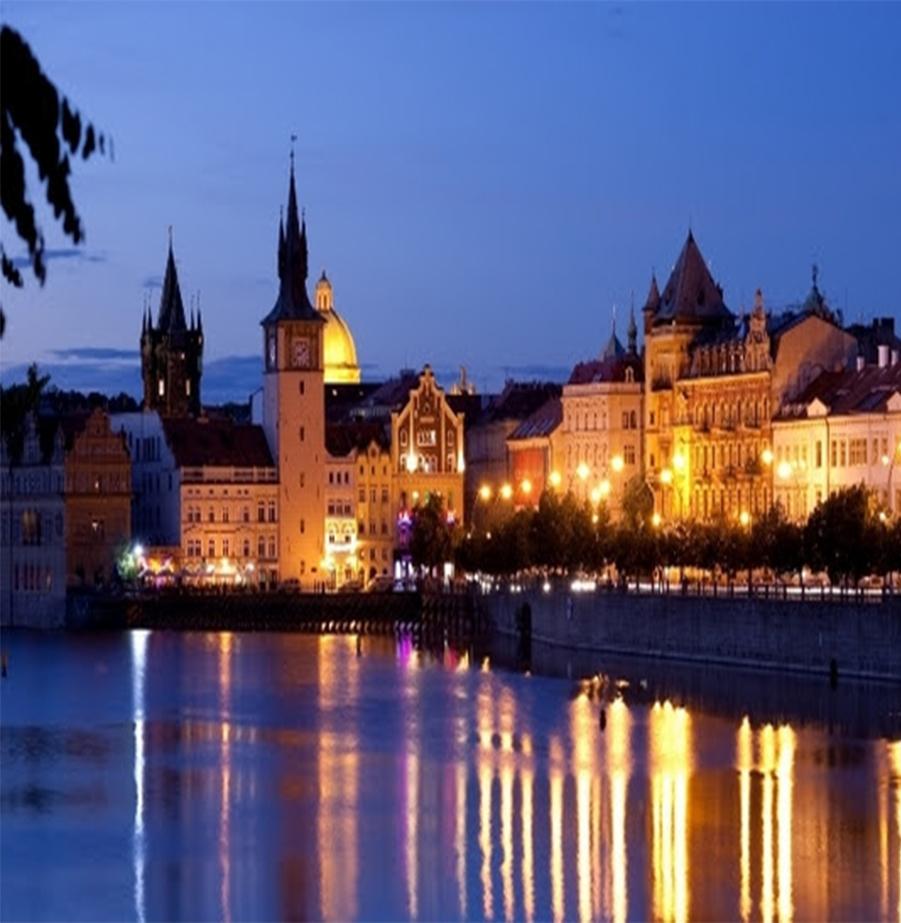 רומנטי בפראג במלון מומלץ ומרכזי!