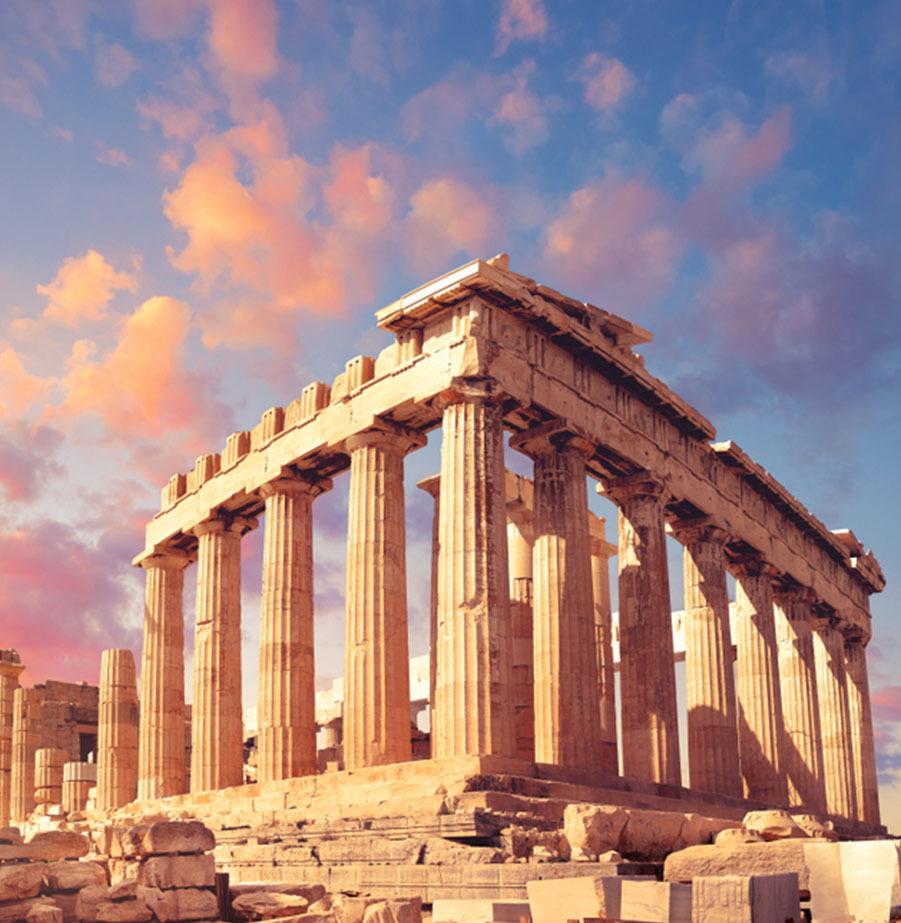 """חורף 5 כוכבים באתונה - גם בסופ""""ש!"""