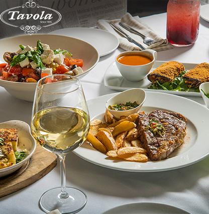 """טאבולה - מסעדה איטלקית - תקף גם בסופ""""ש"""