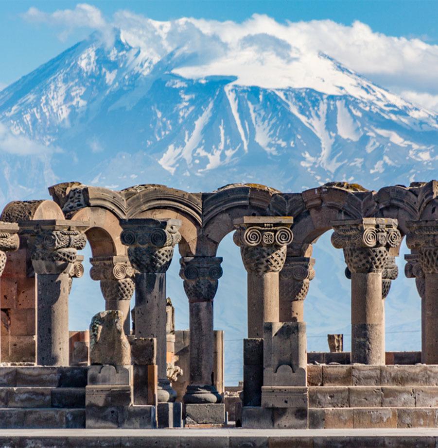 מאורגן 5 כוכבים לשבוע בארמניה