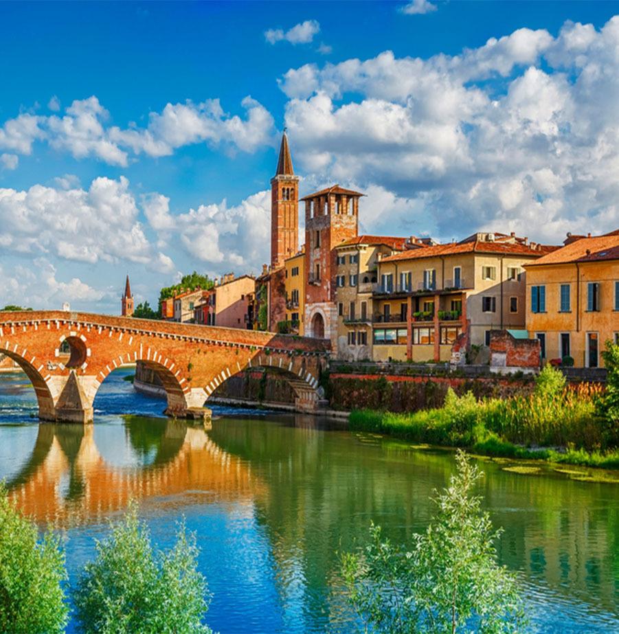 מאורגן רומנטי לצפון איטליה והאגמים!