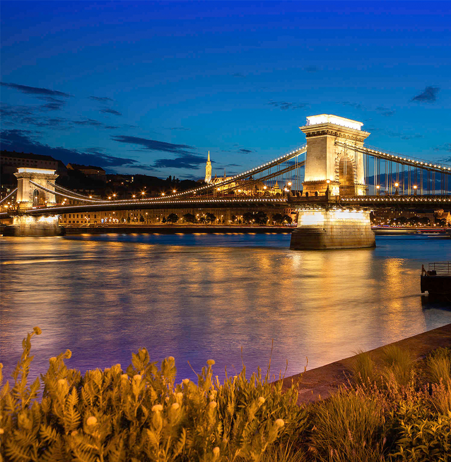 רומנטיקה בבודפשט כולל שייט במתנה!