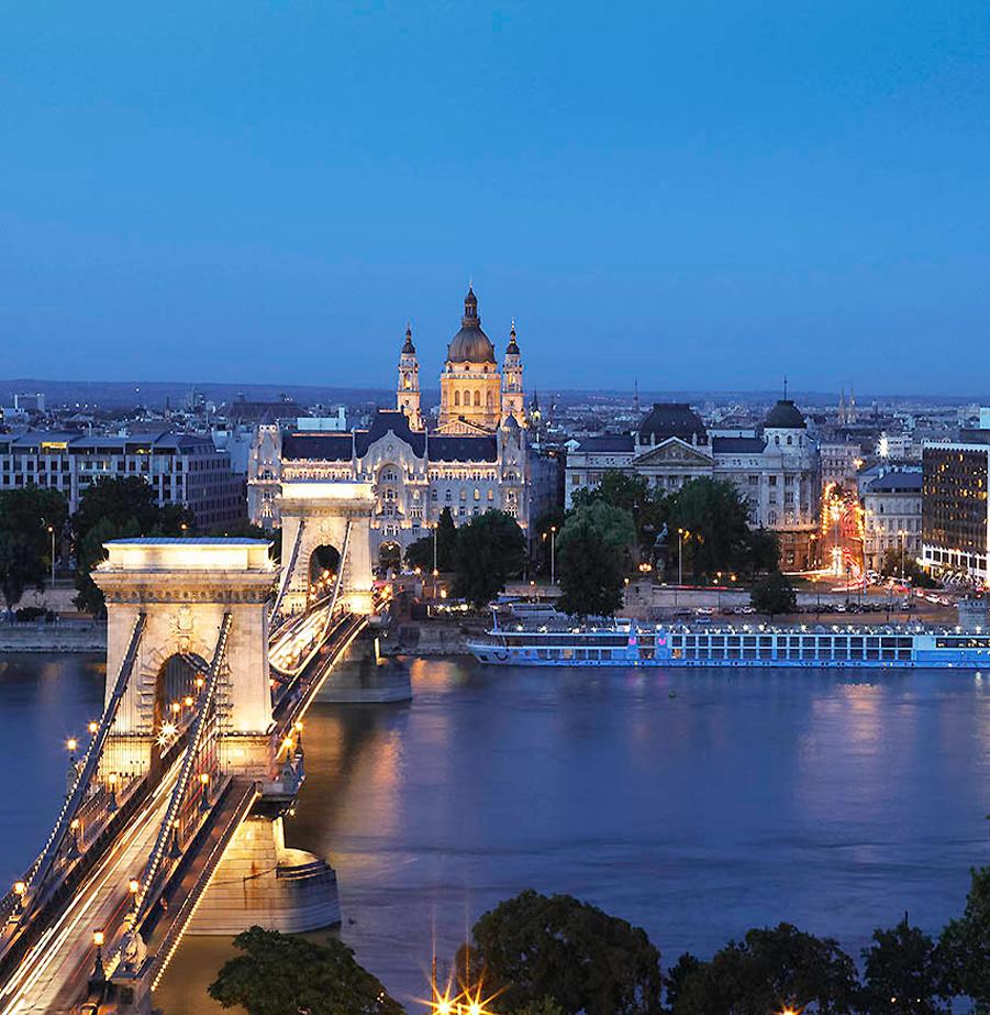 פסח רומנטי בבודפשט במלון מרכזי!