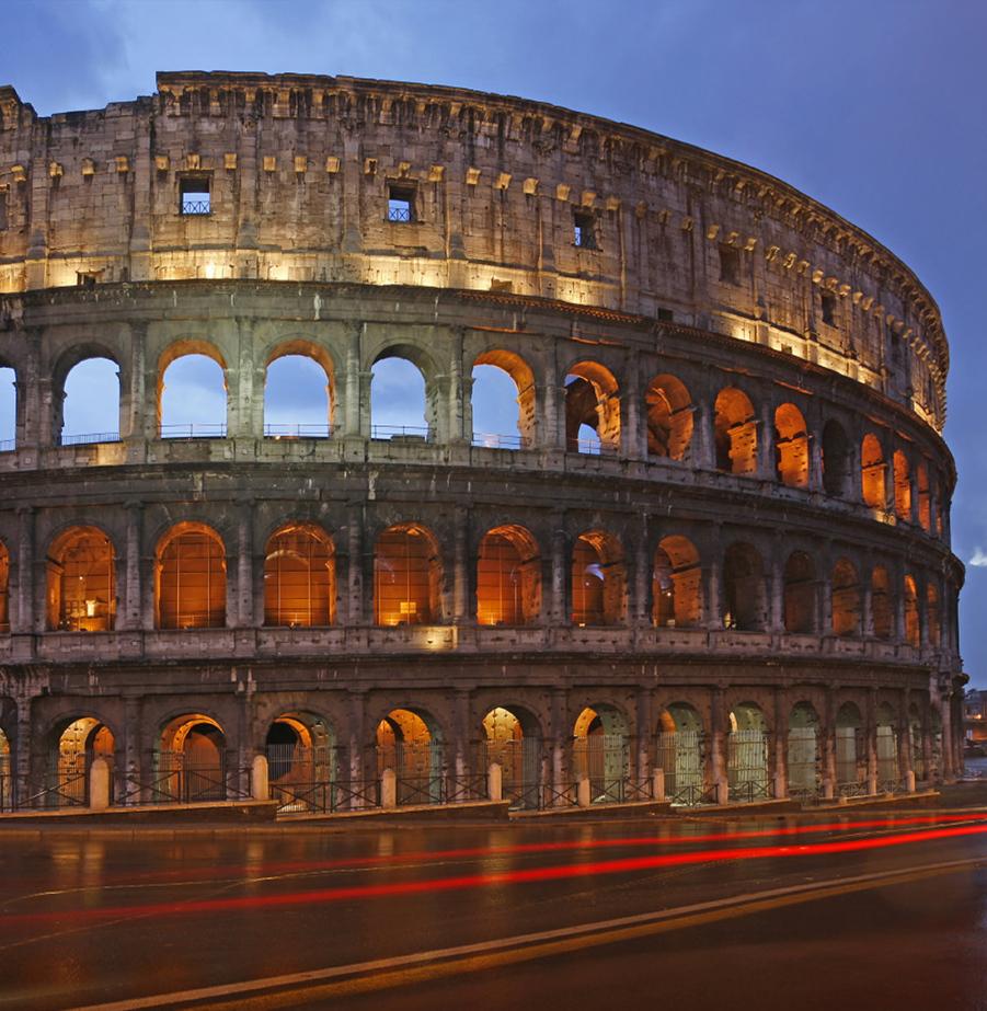רומנטיקה, שופינג ובילויים ברומא!