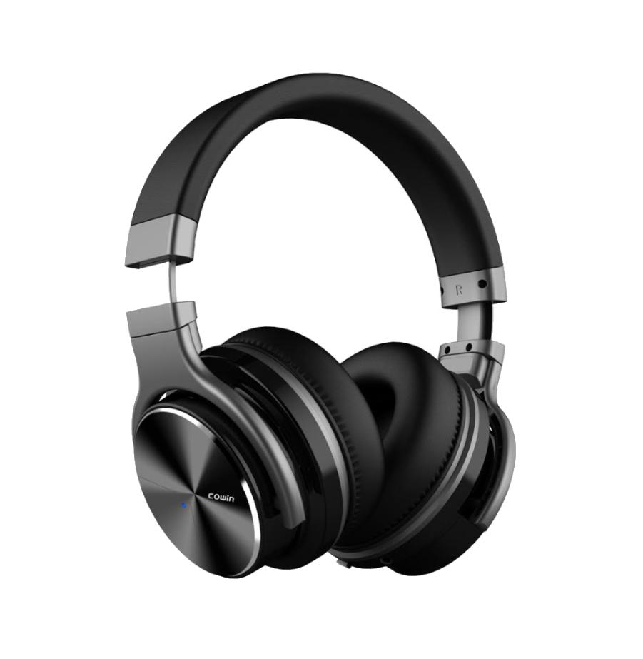 אוזניות קשת אלחוטיות כולל ביטול רעשים אקטיבי