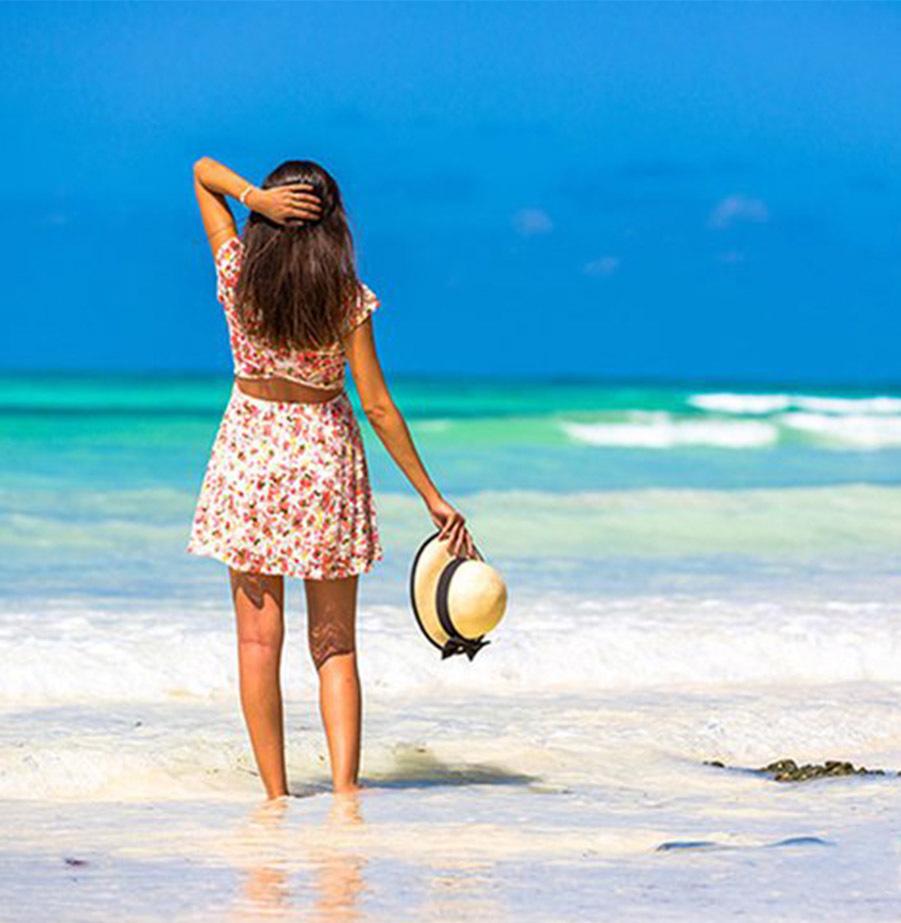 שבוע 5 כוכבים על חוף הים בזנזיבר!