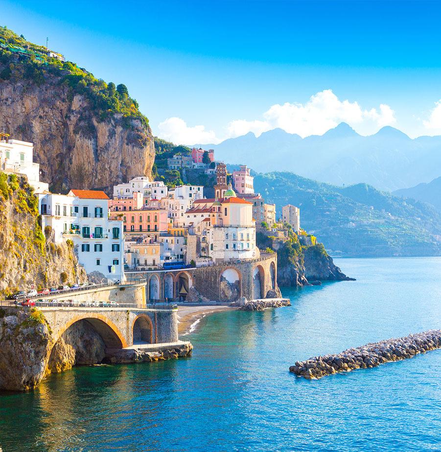 אביב ופסח בנאפולי במלון ורכב צמוד!