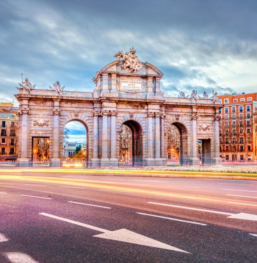 טיול מאורגן רומנטי במדריד הקסומה!