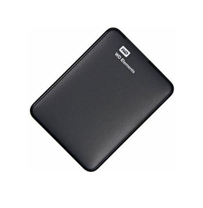 כונן גיבוי חיצוני WD 750GB