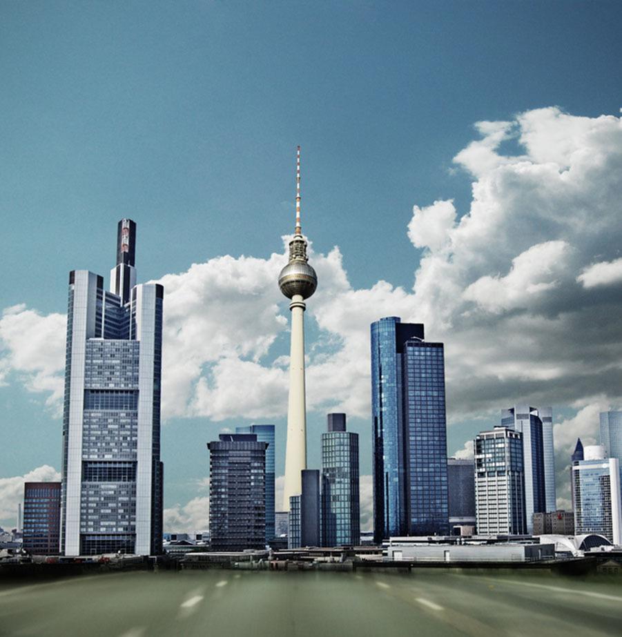 קיץ וסוכות בברלין במלון 4 כוכבים